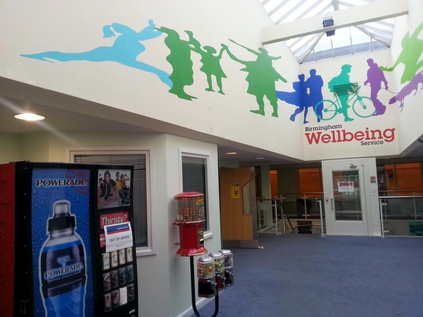 Birmingham Wellbeing Nechells Side view 2