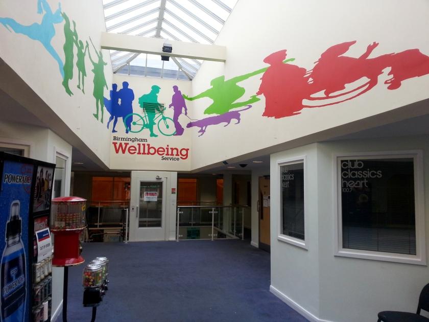 Birmingham Wellbeing Nechells Side view